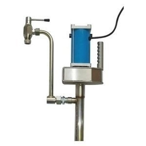 Electric Oil Quick Pump 10 sec./gallon