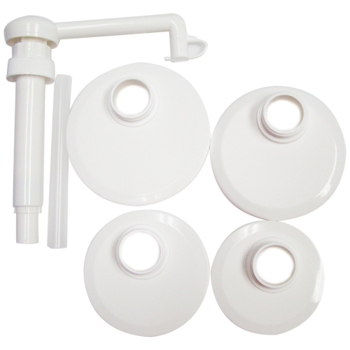 Food Pump Kit with Lids