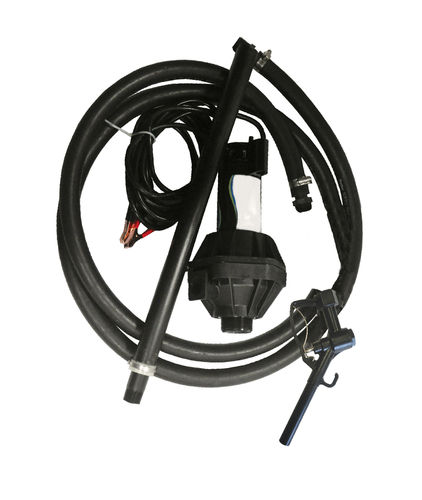 Farm Drum Pump 12 Volt EPDM Seals