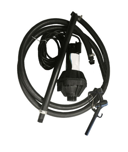 Farm Drum Pump 110 Volt Viton Seals