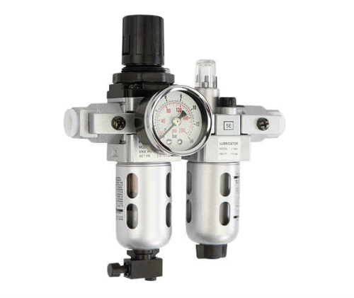 FILTER-REGULATOR & LUBRICATOR