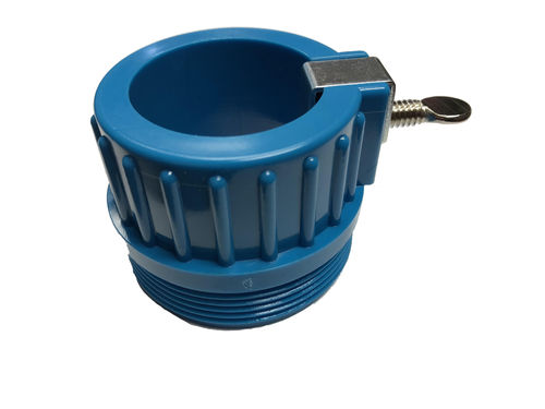Blue PVC Bung Adapter